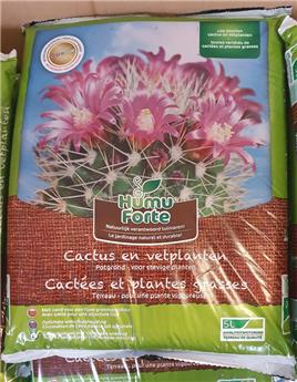Humuforte terreau BIO Cactus 5 l