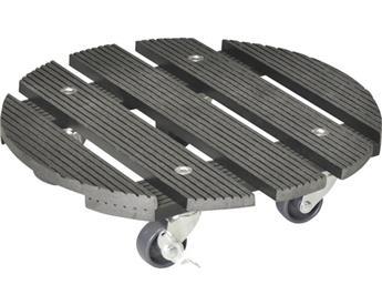 Support Multi Roller Wpc Diam.50Cm Ant