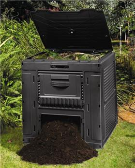 Composteur 470L Noir