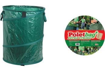 Sac bag Pop-up 95 litres ( Polet ) Sac à déchets de jardin
