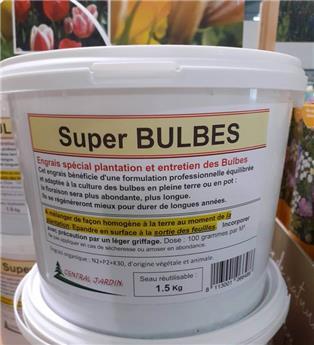 CJR Engrais spécial Super Bulbes 2.5 kg