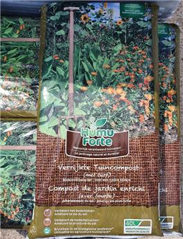 HumuForte compost de jardin enrichi 40 L
