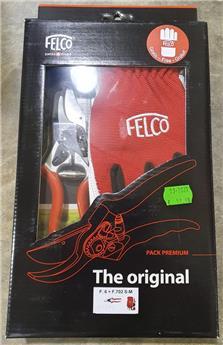 Felco 6 sécateur + 1 paire de gant Felco 702 S-M incluse ** Promo**