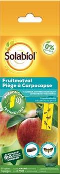 Solabiol Pièges à Carpocapses Vers des Fruits pommes et poires avec phéromones  FERO-VAL