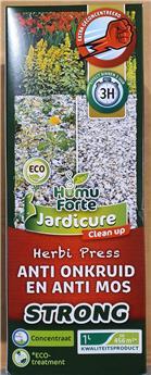 Jardicure Strong 1 L Herbicide total BIO Humuforte ** sans glyphostae **