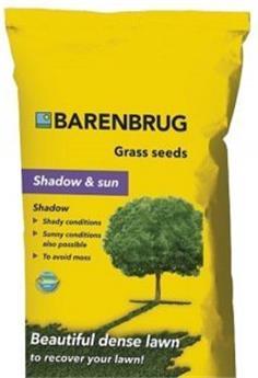 Barenbrug Shadow 5 kg semences gazon Ombre