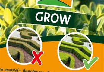 TOPGROW Engrais buis 5 Kg seau recyclable