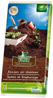 Humuforte terreau semis 40 l BIO semis bouturage