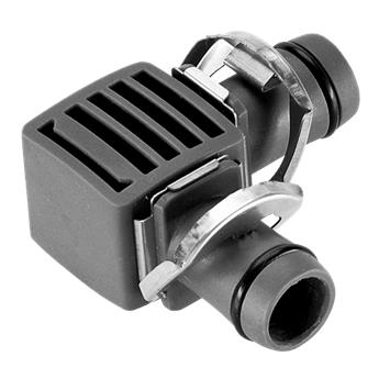 Gardena Coude L 13 mm (2) Micro-drip